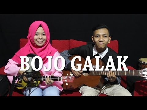 Bojo Galak (PENDHOZA) Cover by ferachocolatos ft. gilang