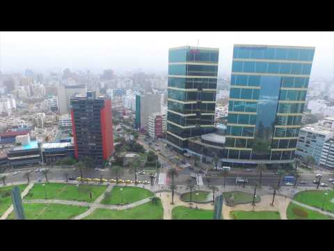 Travel to Peru | Aerial clips of Miraflores & Palomino Island | ANAYAlated Aerials | Watch in HD
