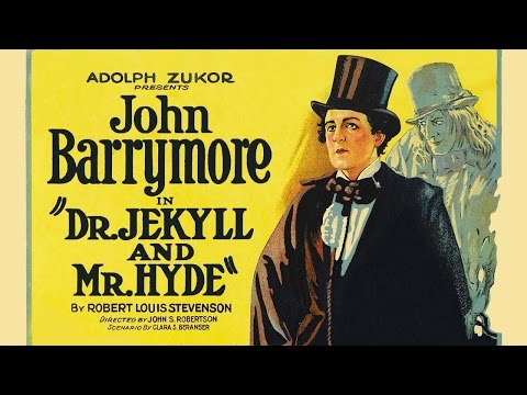 John Barrymore In Dr. Jekyll And Mr. Hyde 1920 - Full Hollywood Movie | Silent Drama 1920