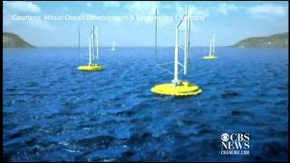 First wind-waves power system to be installed off Japanese coast