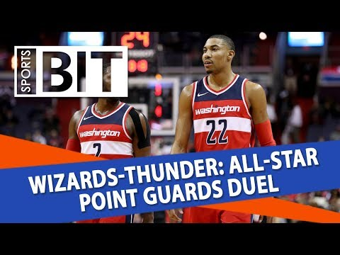 Washington Wizards at Oklahoma City Thunder | Sports BIT | NBA Picks