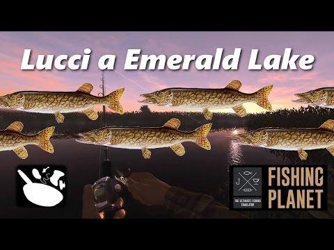 Fishing Planet - PC ITA #7 - Lucci a Emerald Lake (New York)