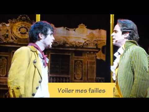 La rue nous appartient - Louis Delort & Rod Janois/1789, les amants de la bastille [Avec paroles]
