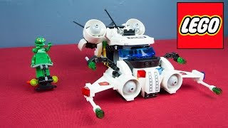 Lego Time Lapse - Lego Space Police - Kinder Playtime