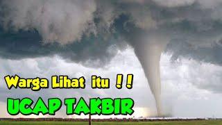 Download Video TERIAKAN HISTERIS UCAP TAKBIR WARGA BOGOR MELIHAT ANGIN PUTING BELIUNG MP3 3GP MP4