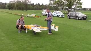 1er vol du Bidule 111 Topmodel