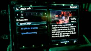 Repeat youtube video Dead Space 3 SaveGame PC [ Full with All Weapons ]