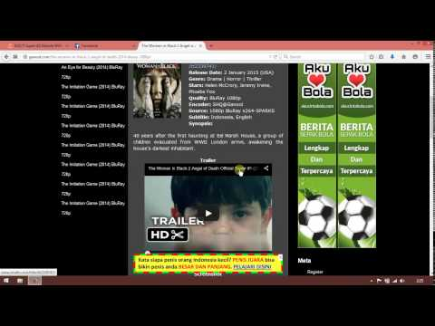 Cara Download Film di Ganool Full Speed - YouTube