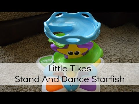 Little Tikes Lil' Ocean Explorers - Stand and Dance Starfish