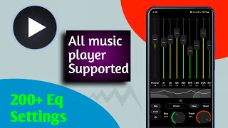 Poweramp 200+ Equalizer Settings & Trick To Use It With Any Music Player - 🔥🔥 screenshot 5