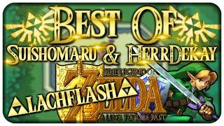 Best of Suishomaru & HerrDekay - Zelda: A Link to the Past Together
