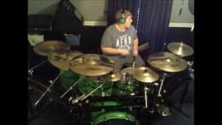 """Liquor Store Blues"" by Bruno Mars feat: Damian Marley / Drum Cover by: Eli Deyton"