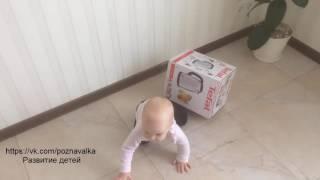 Учимся ходить Как научить ребенка ходить