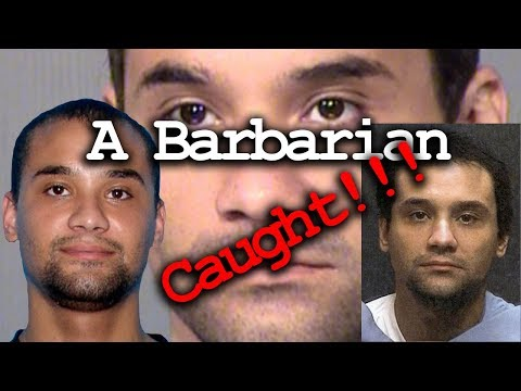 Barbarian Arrested  Christopher Matthew Clements