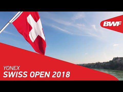 YONEX Swiss Open 2018 | Promo | BWF 2018