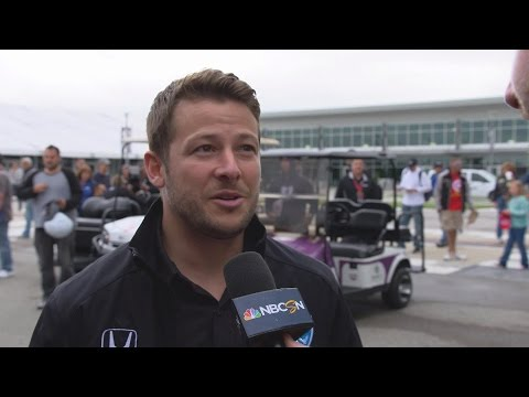 Marco Andretti must capitalize at end of Indy 500