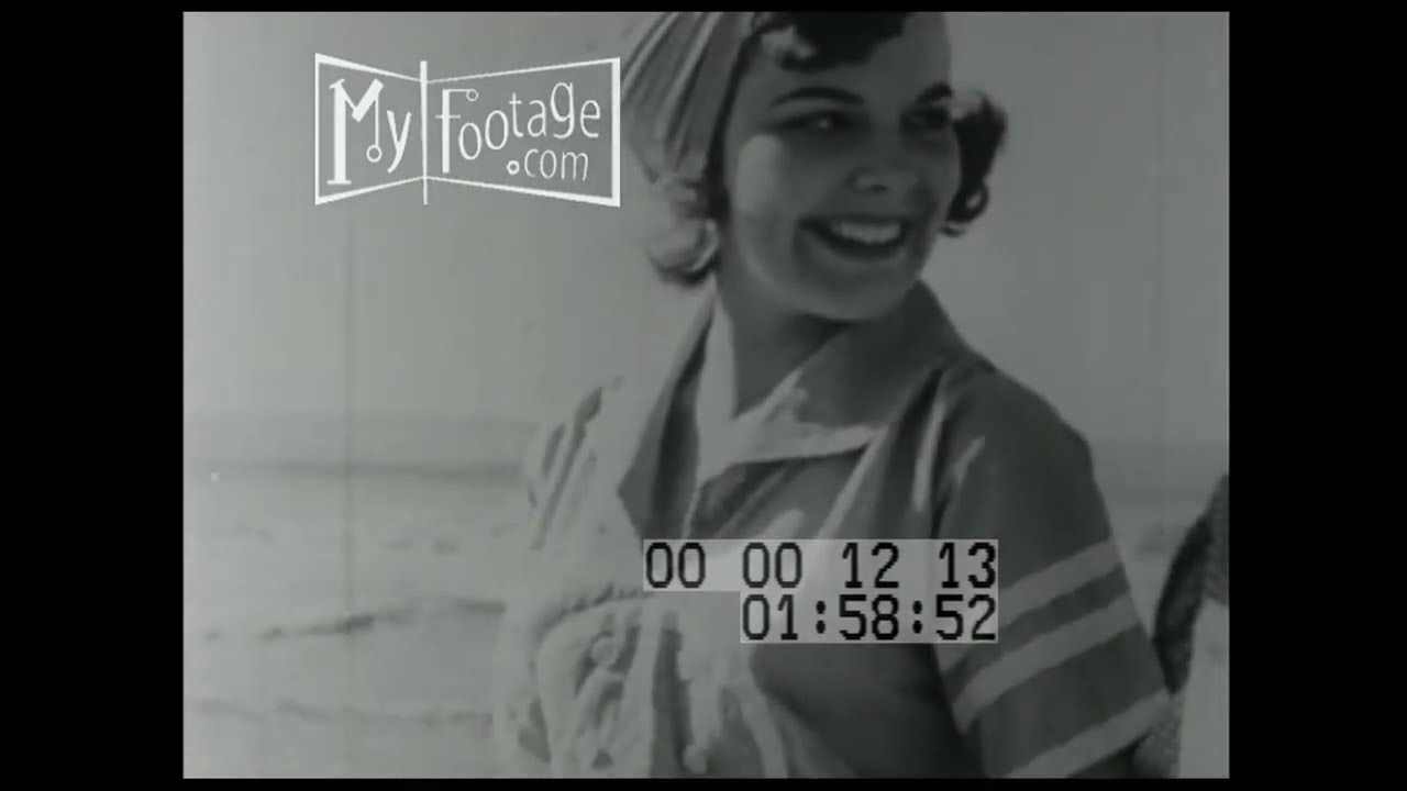 135a0cfe57 Swimwear Fashion Trends From the 1890s -1950s - YouTube