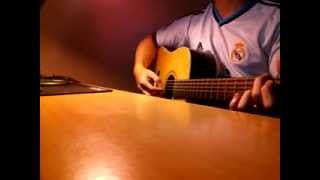 Ba kể con nghe - Nguyễn Hải Phong - Tuấn Guitar Cover