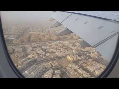 Emirates Airline A380 London-Heathrow to Dubai Airport