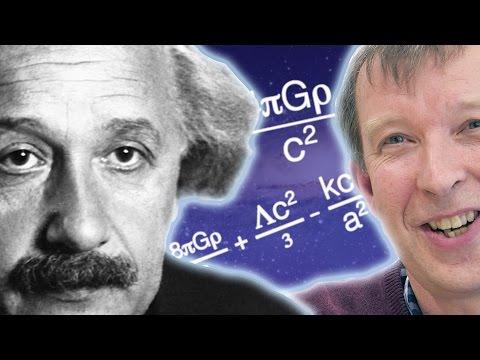 Einstein's Famous Blunder - Sixty Symbols