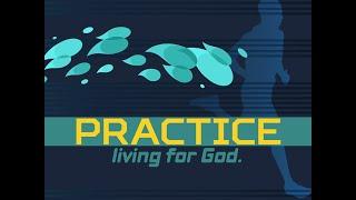 5K: Run the Race: Practice Living for God