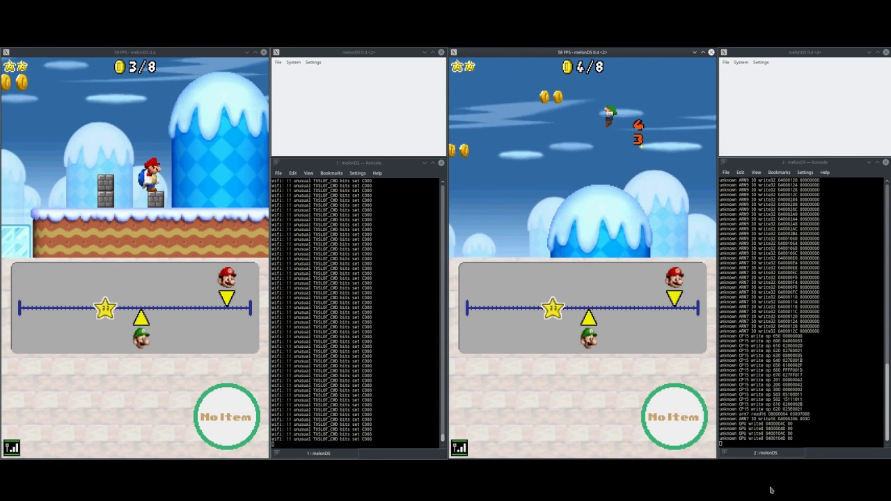ds emulator local multiplayer android