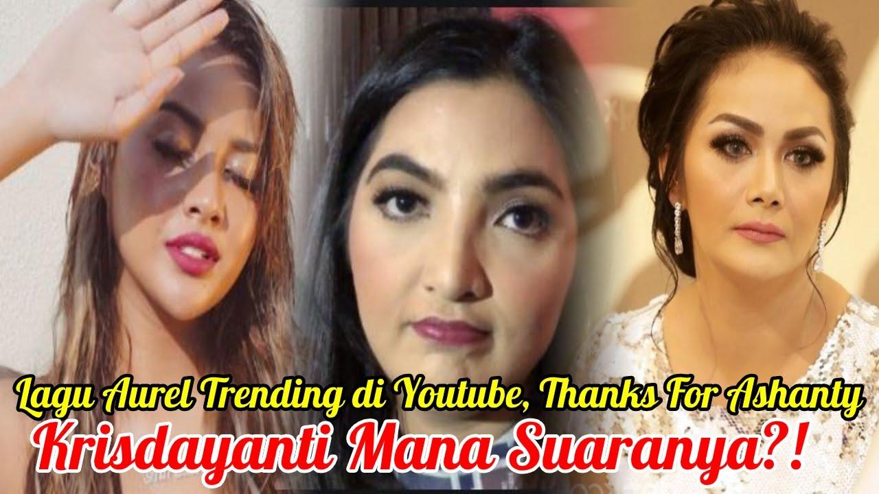 Lagunya Trending di Youtube Aurel Ucap Terimakasih Pada Ashanty Yang Selalu Support