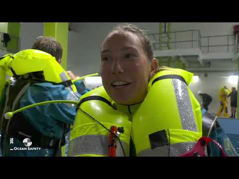 Ocean Safety SOLAS - ISO Liferaft Training UK