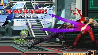 The King of Fighters 2002 Unlimited Match playthrough (Xbox 360)