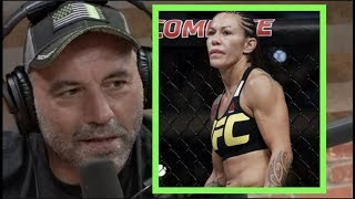 Joe Rogan on the Cris Cyborg Controversy