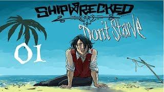 Don't starve shipwrecked [pl][wilson] #1 - podejście milion pierwsze, na becie.