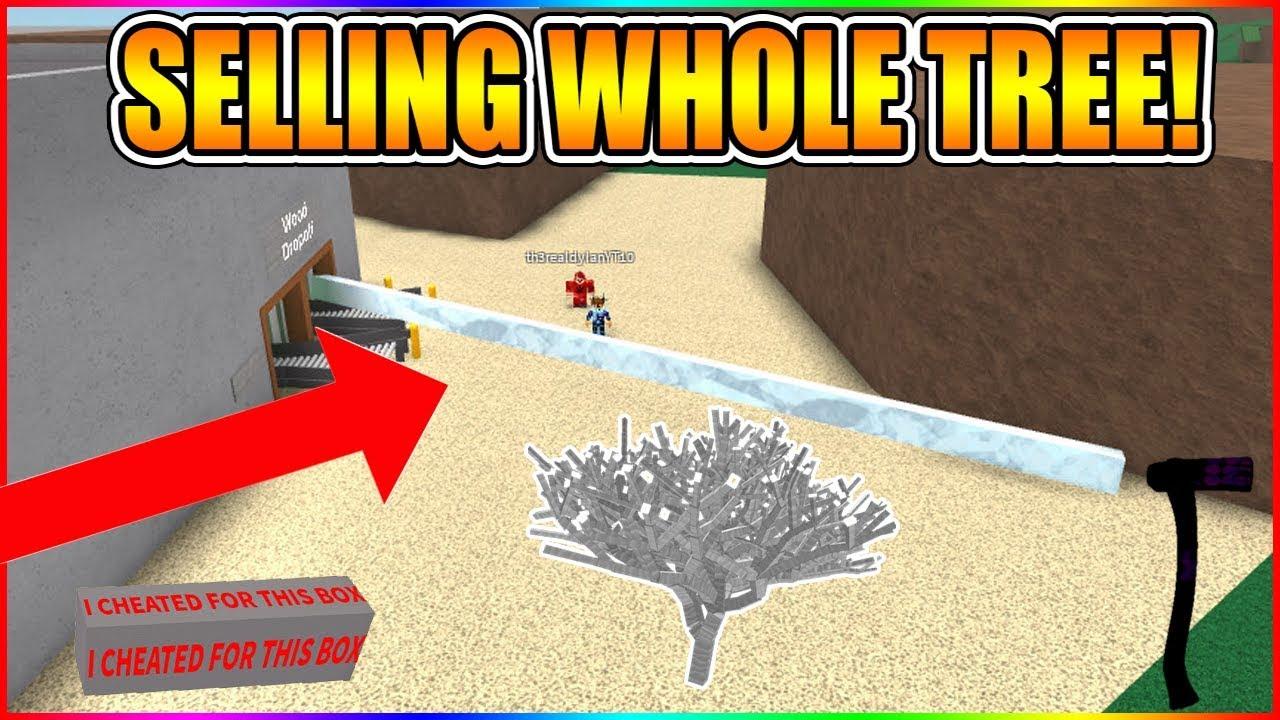SELLING A WHOLE ENDTIMES TREE! (MODDED ENDTIMES) [1 MILLION