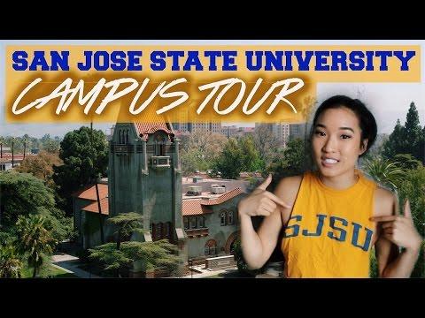 SJSU Campus Tour 2017