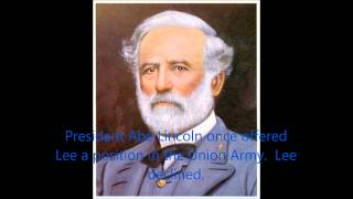 Some Interesting Facts about Robert E. Lee