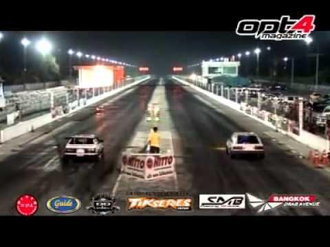 SR16 VVL Retro Darg Racing Thailand 2011 Open N/A ( KOH B11 )SR20VE