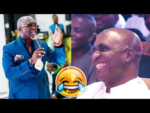 Gordons De Berlusconi Shares His Poverty Story In Church And The Congregation Erupts In Laughter