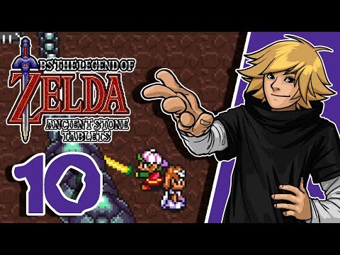 Let's Play Live BS Zelda Ancient Stone Tablets [German][#10] - Jede der acht Steintafeln!
