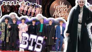 Baixar Golden Disk Awards #2020 / BTS / GOT7 / TWICE / NCT /SEVENTEEN / (G)i-dle /   حفل جوائز السنة  كوريا