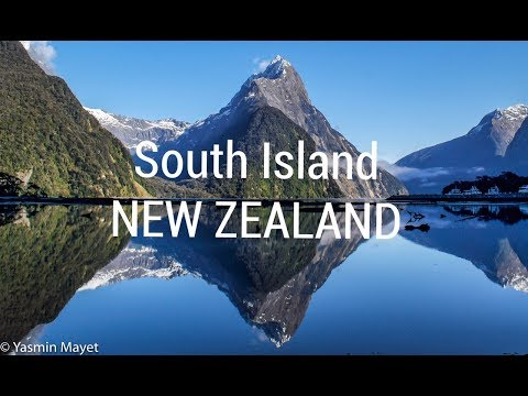 Epic New Zealand - South Island 2017
