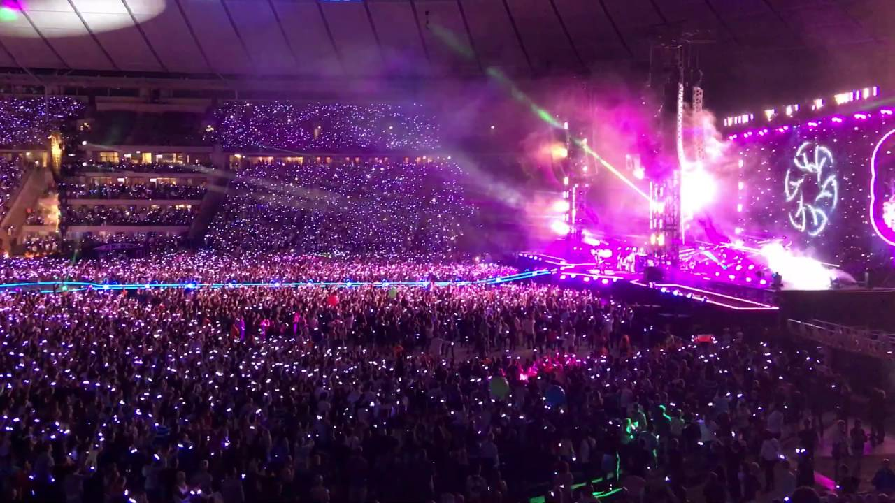 Coldplay Berlin
