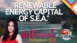 RENEWABLE ENERGY CAPITAL OF S.E.A. - ILOCOS NORTE   Miss Millennial Ilocos Norte
