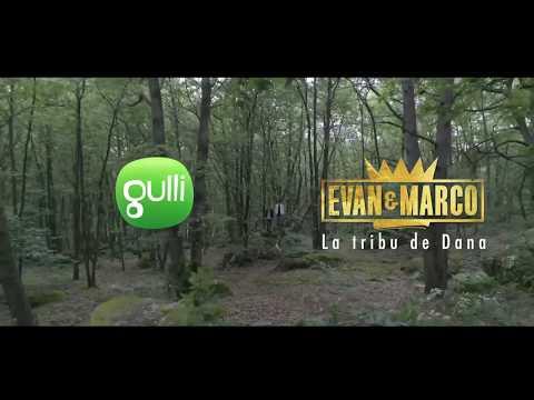 Evan et Marco - La Tribu de Dana - Making of Gulli