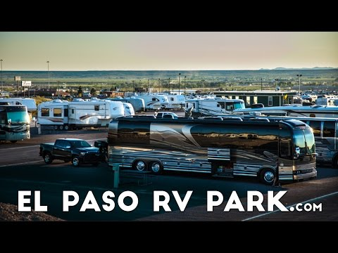 El Paso RV Park RoadHost