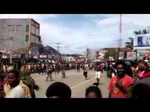 West Papuans Support the Conference of New Guinea Raad in Netherlands on 5 April 2012-06