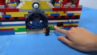 Thomas 參加小小達人樂高積木比賽 開門影片