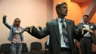 Обучение жестам  Фрагмент тренинга