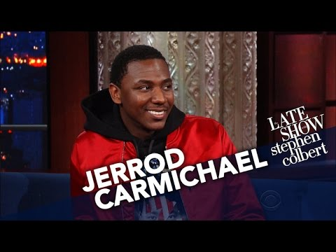 Jerrod Carmichael Is Freaked Out About The CIA