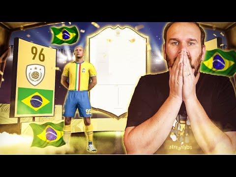 JE PACK LA MEILLEURE ICONE DU JEU SUR MON COMPTE ! FIFA 20