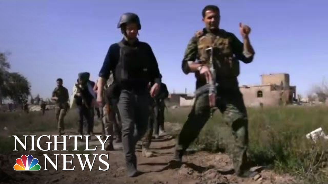 Inside Syria As Final Battle For Last ISIS Stronghold Is Underway | NBC  Nightly News