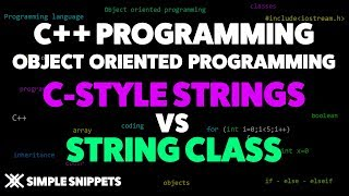 In this C++ Programming video tutorial, we will understand the work...
